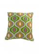 Pahalgam Embroidered Wool Pillow & Rug