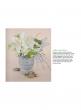 ruffles bows lily kale floral arrangement