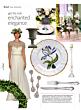 enchanted elegance wedding decor boxwood garland