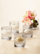 floating candles wedding centerpiece