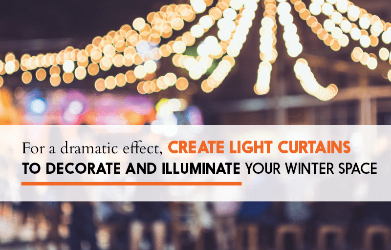 Creating Light Curtains for Event