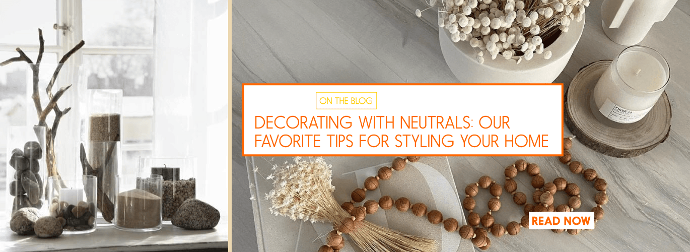 decorating with neutrals home tablescapes wall decor displays